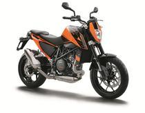Motorrad Mieten & Roller Mieten KTM 690 Duke 32kW (Naked)