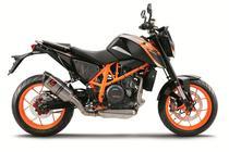 Motorrad Mieten & Roller Mieten KTM 690 Duke R ABS (Naked)