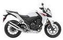 Motorrad Mieten & Roller Mieten HONDA CB 500 FA ABS (Naked)