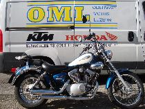 Motorrad kaufen Occasion YAMAHA XV 125 Virago (custom)