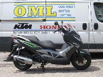 Motorrad kaufen Occasion KAWASAKI J 125 ABS (roller)