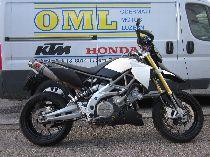 Motorrad kaufen Occasion APRILIA Dorsoduro 750 SMV ABS 35kW (supermoto)