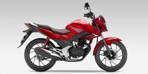 Motorrad Mieten & Roller Mieten HONDA CBF 125 F (Naked)