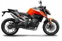 Motorrad Mieten & Roller Mieten KTM 790 Duke (Naked)