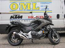 Motorrad kaufen Vorführmodell HONDA NC 750 XA (enduro)