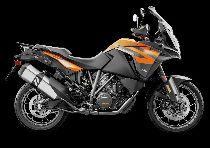 Acheter une moto Modèle de l´année passée KTM 1290 Super Adventure ABS (enduro)