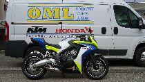 Motorrad kaufen Vorführmodell HONDA CBR 650 FA ABS (sport)