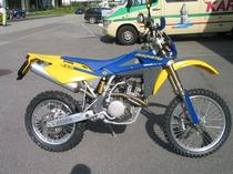 Acheter une moto Modèle de l´année passée HUSQVARNA 250 (enduro)