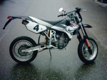 Motorrad kaufen Occasion VOR SM 503 Supermotard R (supermoto)