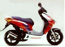 Motorrad Mieten & Roller Mieten HONDA SZX 50 X8R-S (Roller)
