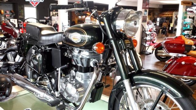 Acheter une moto ROYAL-ENFIELD Bullet 500 EFI neuve