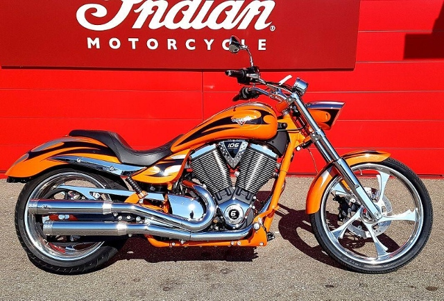 Motorrad kaufen VICTORY Jackpot Occasion