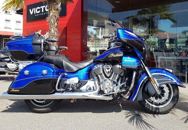 Motorrad kaufen INDIAN Roadmaster Elite Luxusausführung Occasion