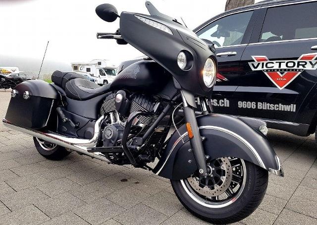 Motorrad kaufen INDIAN Chief Dark Horse Chieftain Occasion