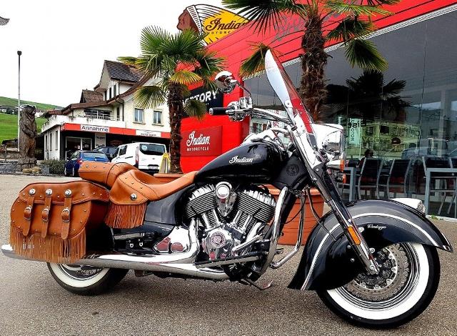 Motorrad kaufen INDIAN Chief Vintage Occasion