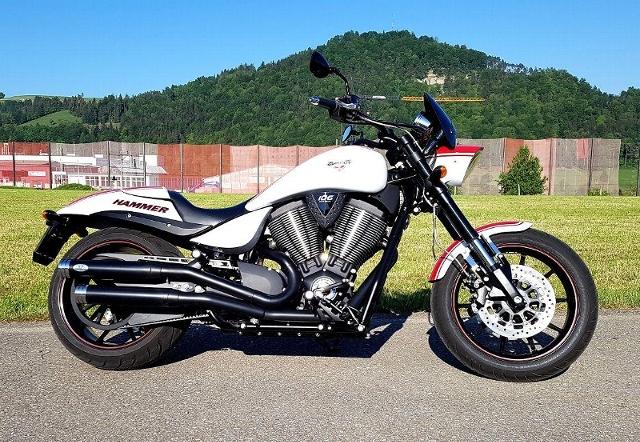 Motorrad kaufen VICTORY Hammer S Occasion