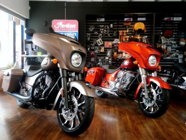 Motorrad kaufen INDIAN Chieftain Limited Neufahrzeug