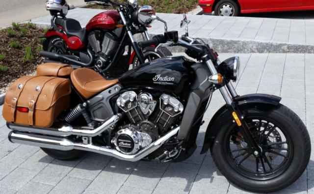 Acheter une moto INDIAN Scout ABS  5 Jahre Garantie! neuve
