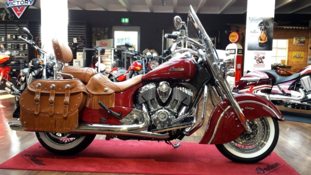 Acheter une moto INDIAN Chief Vintage ABS 5 Jahre Garantie! neuve