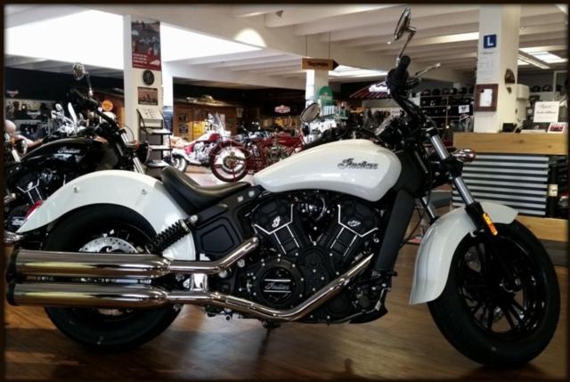 Acheter une moto INDIAN Scout ABS Sixty / 5 Jahre Garantie neuve