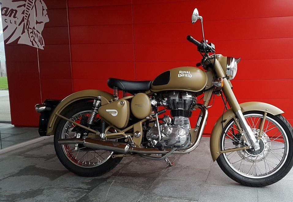 motorrad occasion kaufen royal enfield bullet 500 efi american bikes ag b tschwil. Black Bedroom Furniture Sets. Home Design Ideas