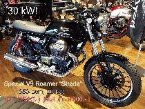 Motorrad kaufen Vorführmodell MOTO GUZZI V9 Roamer ABS (retro)