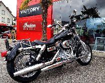 Motorrad kaufen Occasion HARLEY-DAVIDSON FXDC 1584 Dyna Super Glide Custom 25kW (custom)
