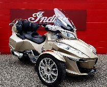 Motorrad kaufen Occasion CAN-AM Spyder 1330 RT (trike)