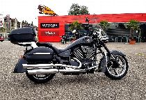 Motorrad kaufen Occasion VICTORY Kingpin 8-Ball (custom)