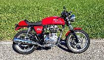 Motorrad kaufen Occasion ROYAL-ENFIELD Continental GT 535 (retro)