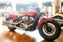 Motorrad kaufen Neufahrzeug INDIAN Scout 100 Anniversary (custom)