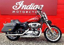 Motorrad kaufen Occasion HARLEY-DAVIDSON XL 1200 T Sportster Superlow (custom)