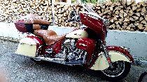 Motorrad kaufen Occasion INDIAN Roadmaster (custom)