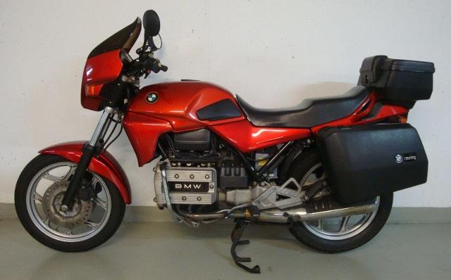 Motorrad kaufen BMW K 75 C Veteranenfahrzeug Occasion