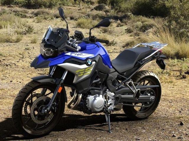 Motorrad kaufen BMW F 750 GS Lagerfahrzeug Leasing 3.97% Occasion