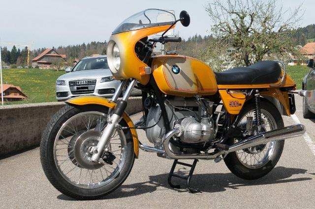 Motorrad kaufen BMW R 90 S von Privat Oldtimer