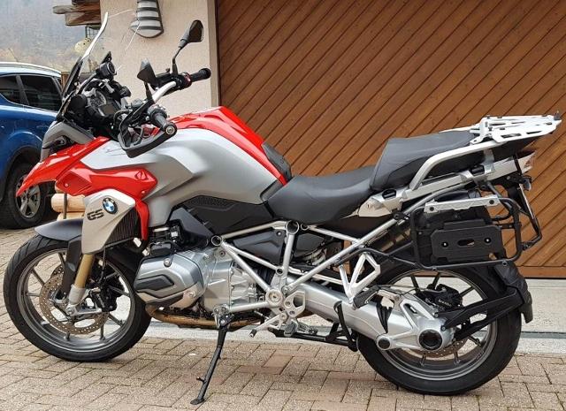 Motorrad kaufen BMW R 1200 GS ABS Von Privat Occasion
