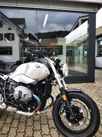 Motorrad kaufen BMW R nine T Pure ABS 1.Hand / schönste Pure Occasion