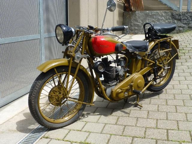 Motorrad kaufen MOTOSACOCHE Motosacoche 316 Von Privat Oldtimer