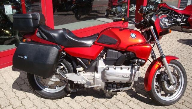 Motorrad kaufen BMW K 100 von Privat Occasion