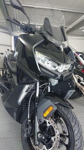 Motorrad kaufen BMW C 400 GT von Privat Occasion