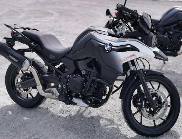 Motorrad kaufen BMW F 750 GS Occasion