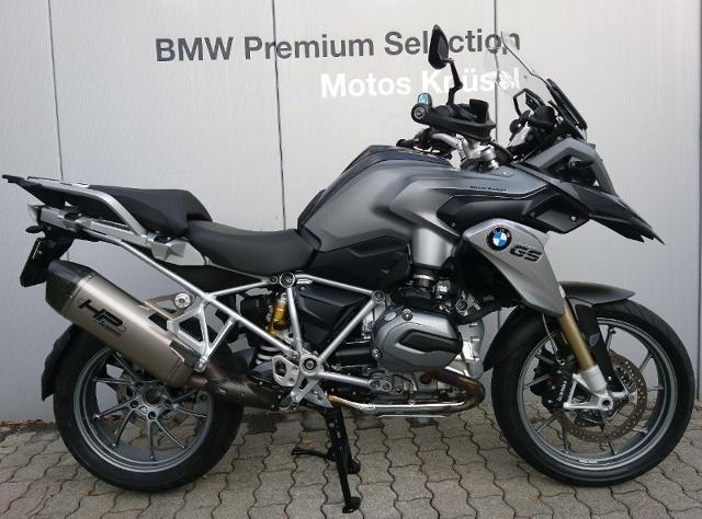 Motorrad kaufen BMW R 1200 GS ABS von Privat/mit Kofferset Occasion