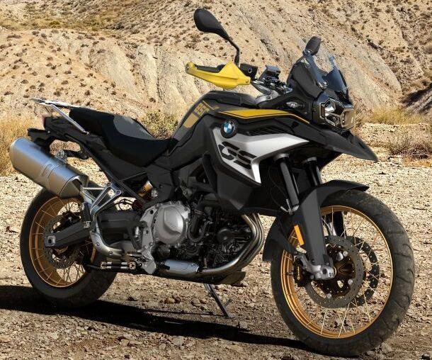 Motorrad kaufen BMW F 850 GS Neufahrzeug 3.97% Leasing Occasion
