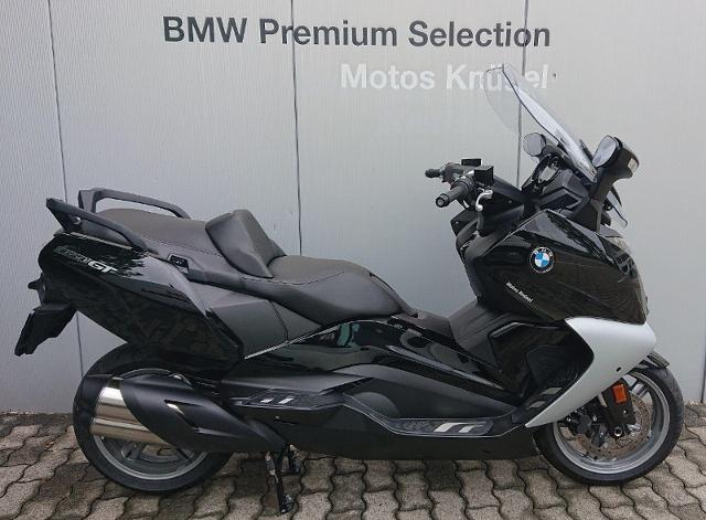 Motorrad kaufen BMW C 650 GT ABS von Privat Occasion
