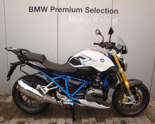 Motorrad kaufen BMW R 1200 R ABS Vorführmodell