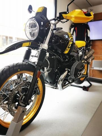 Motorrad kaufen BMW R nine T Urban G/S Neufahrzeug Leasing 3.97 Occasion