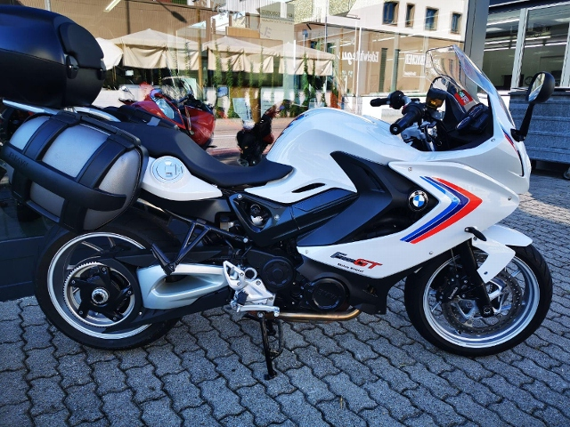Motorrad kaufen BMW F 800 GT ABS von Privat Occasion
