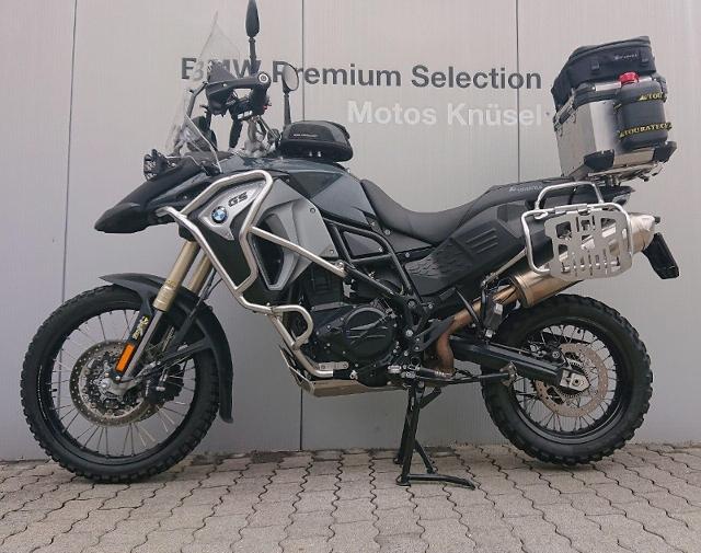 Motorrad kaufen BMW F 800 GS Adventure ABS von Privat Occasion