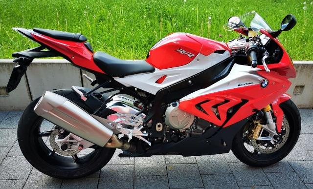 Motorrad kaufen BMW S 1000 RR ABS Occasion